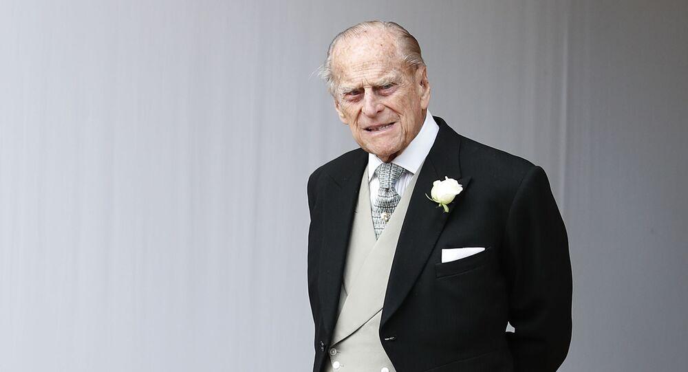 Książę Filip, 2018 rok