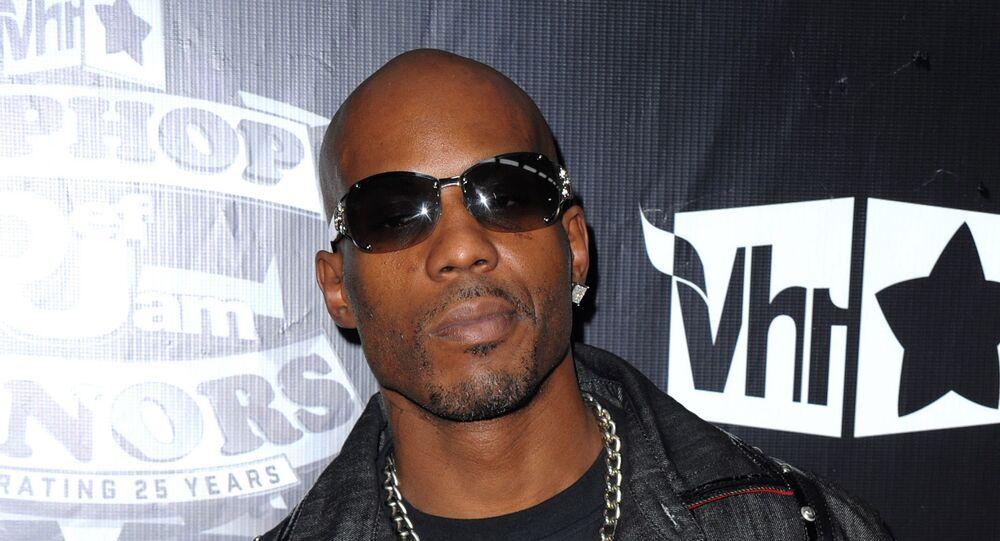 Amerykański raper DMX