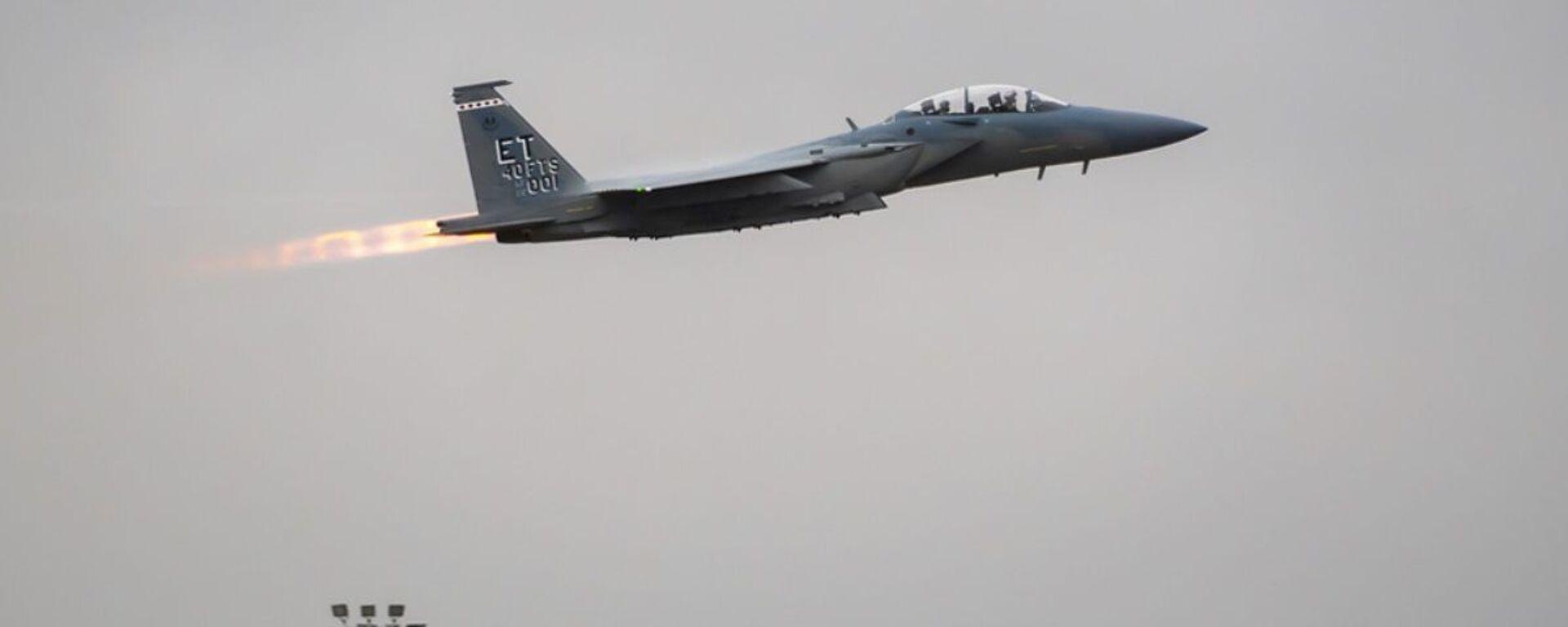 F-15EX Advanced Eagle - Sputnik Polska, 1920, 11.04.2021