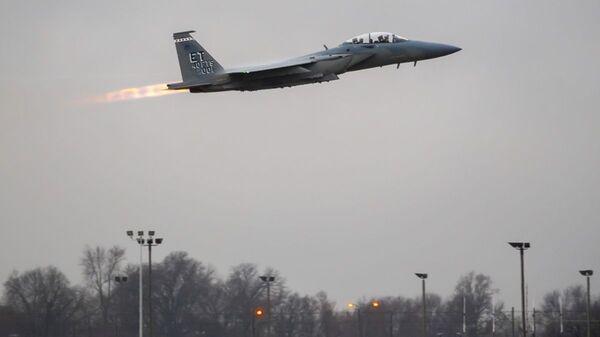 F-15EX Advanced Eagle - Sputnik Polska