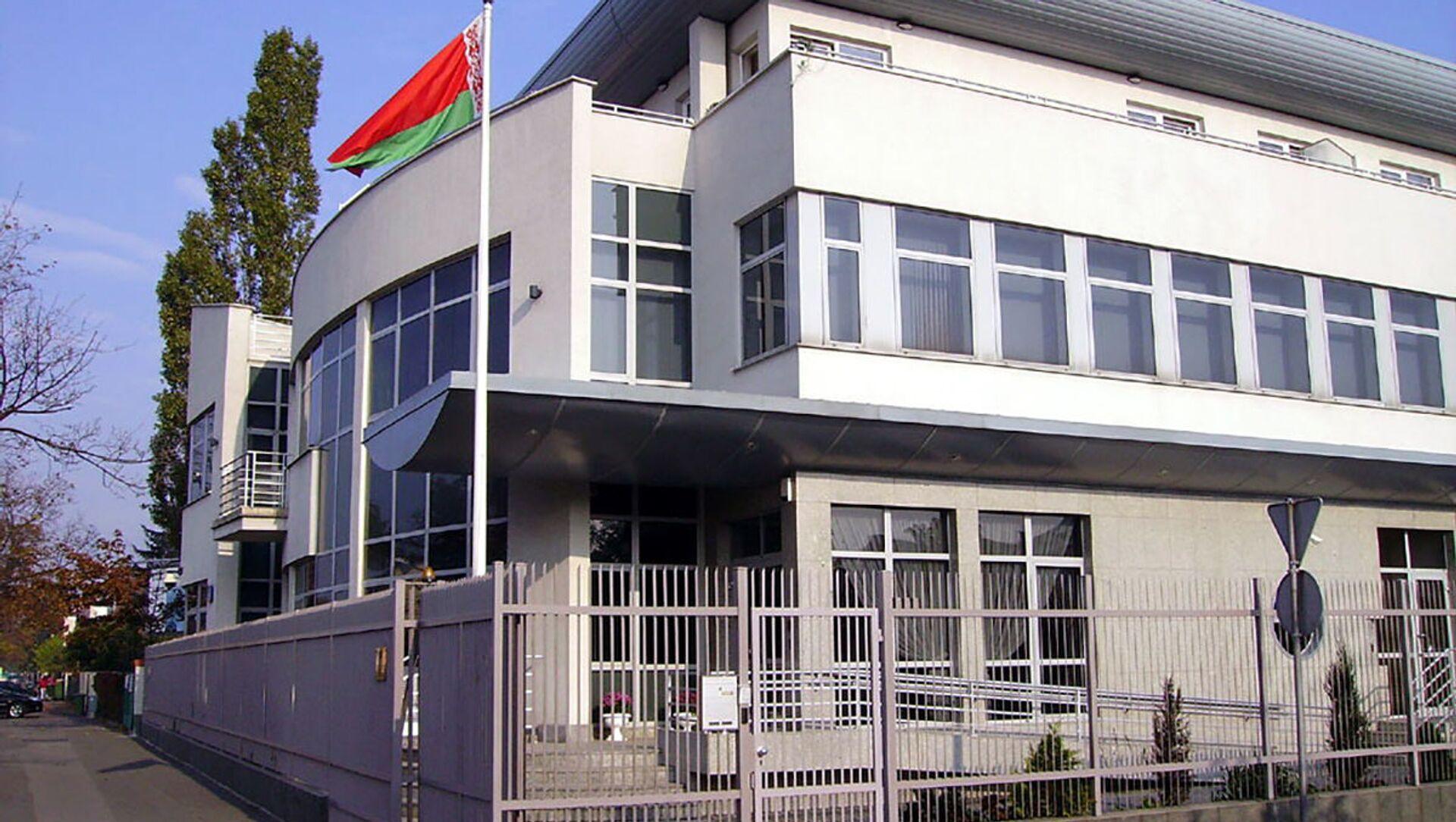 Ambasada Białorusi w Polsce - Sputnik Polska, 1920, 11.04.2021
