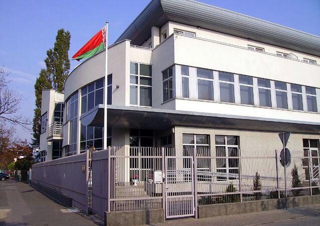 Ambasada Białorusi w Polsce