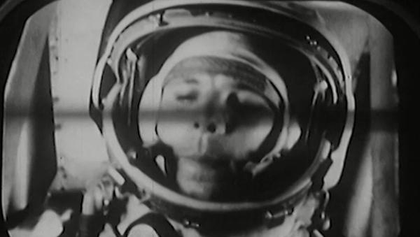 Pierwszy człowiek w kosmosie - Sputnik Polska