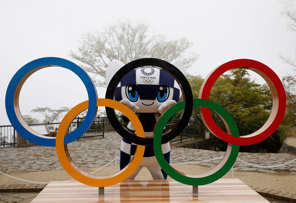 Maskotka Igrzysk Olimpijskich 2020 w Tokio Miraitowa