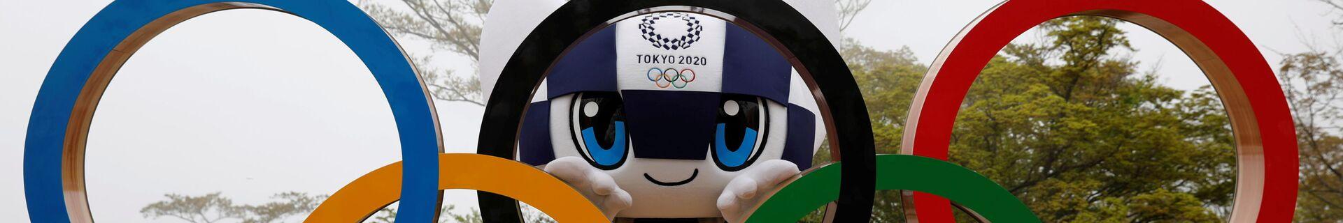 Maskotka Igrzysk Olimpijskich 2020 w Tokio Miraitowa - Sputnik Polska, 1920