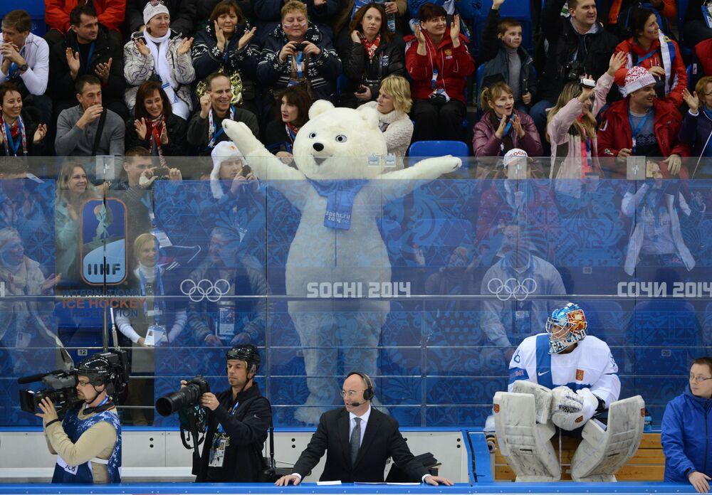 Maskotka Igrzysk Olimpijskich 2014 w Soczi