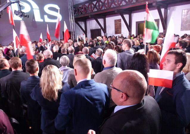 Zjazd partii PiS