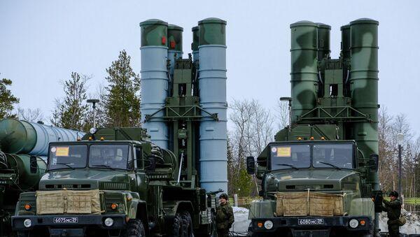 """System rakietowy przeciwlotniczych  S-300 """"Favorit"""" - Sputnik Polska"""