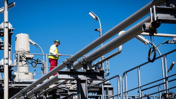Gazociąg Nord Stream 2 - Sputnik Polska