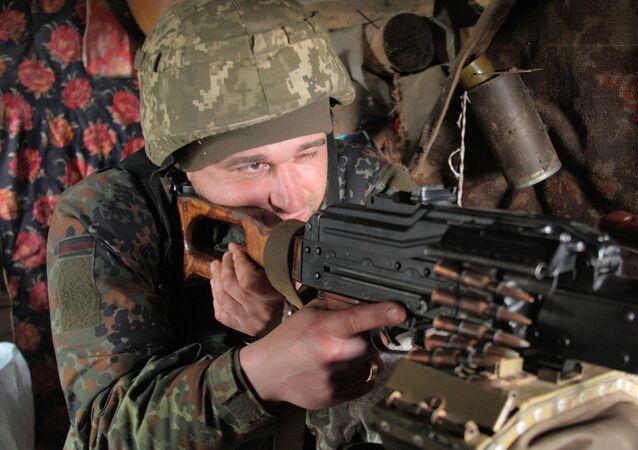 Konflikt zbrojny na Ukrainie.