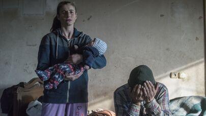 Walery Melnikow, pierwsze miejsce w kategorii News - fotoreportaż