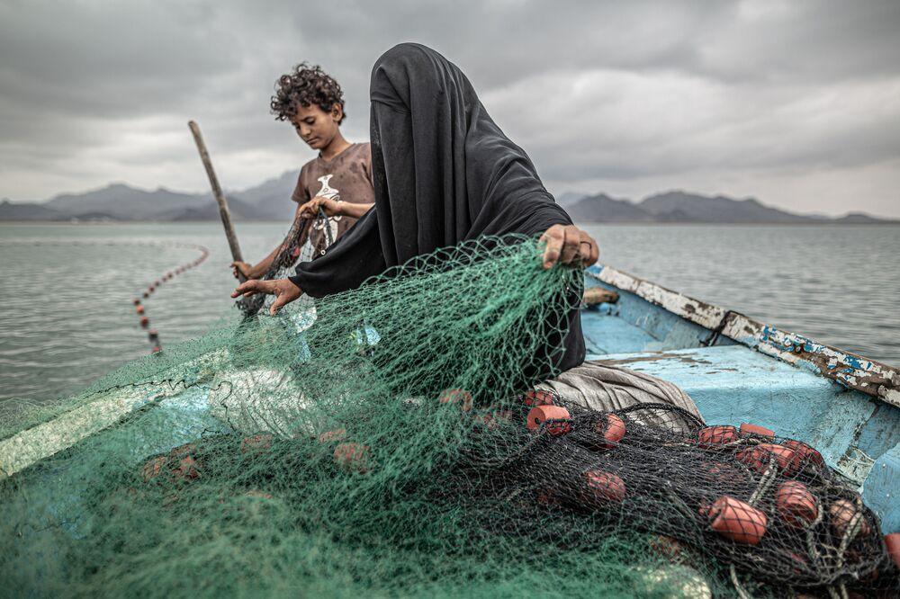 World Press Photo, zwycięzca w kategorii Sprawy współczesne - zdjęcie pojedyncze Pablo Tosco z Argentyny
