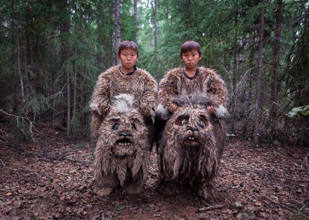 Aleksiej Wasiliew, pierwsze miejsce w kategorii Sprawy współczesne - fotoreportaż
