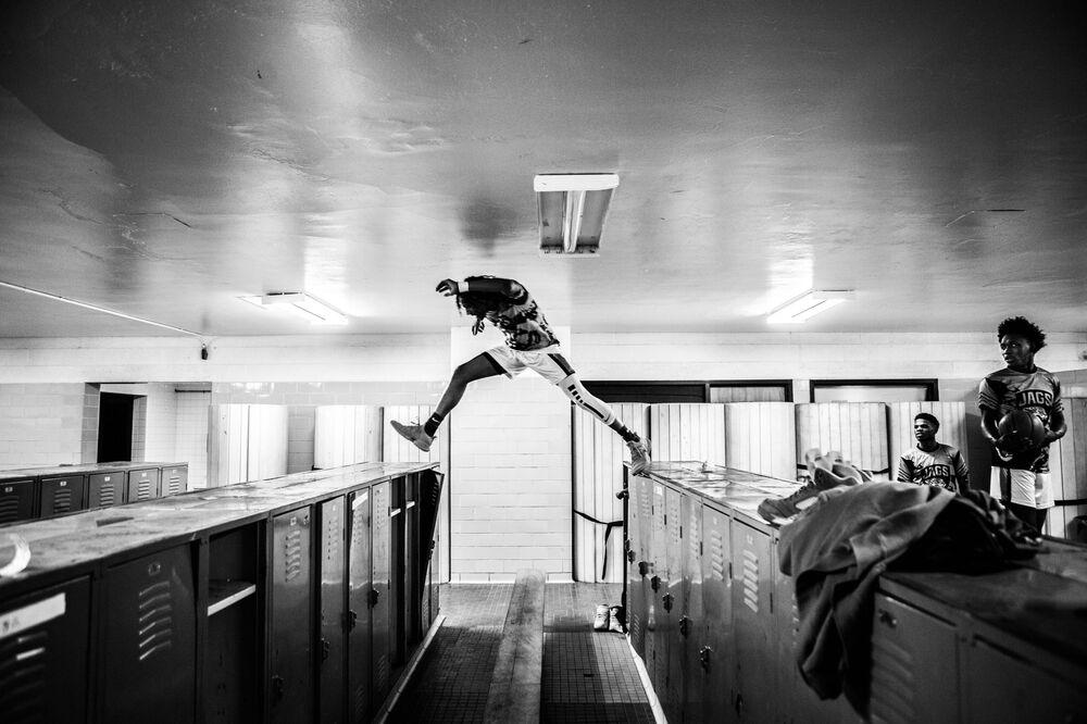 Chris Donovan, pierwsze miejsce w kategorii Sport - fotoreportaż