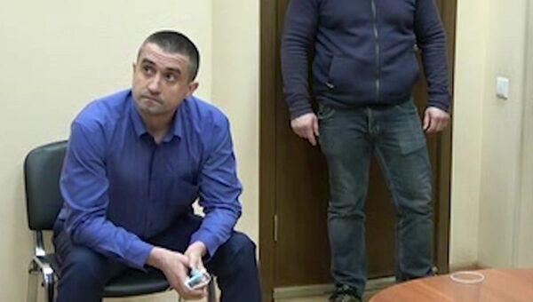 Konsul generalny Ukrainy w Petersburgu Ołeksandr Sosoniuk. - Sputnik Polska
