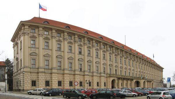 Budynek Ministerstwa Spraw Zagranicznych Republiki Czeskiej - Sputnik Polska