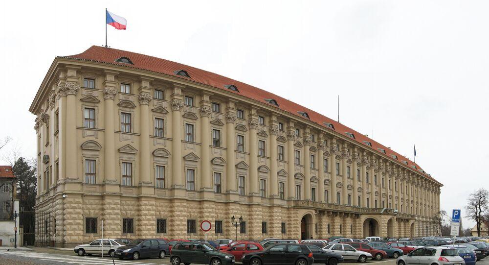 Budynek Ministerstwa Spraw Zagranicznych Republiki Czeskiej