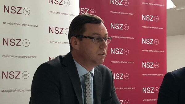Prokurator generalny Republiki Czeskiej Pavel Zeman - Sputnik Polska