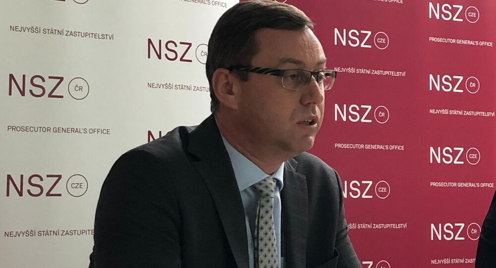 Prokurator generalny Republiki Czeskiej Pavel Zeman