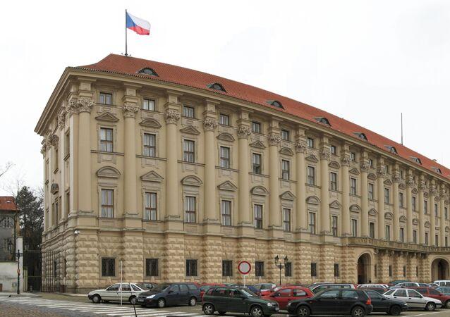 Budynek MSZ Czech.