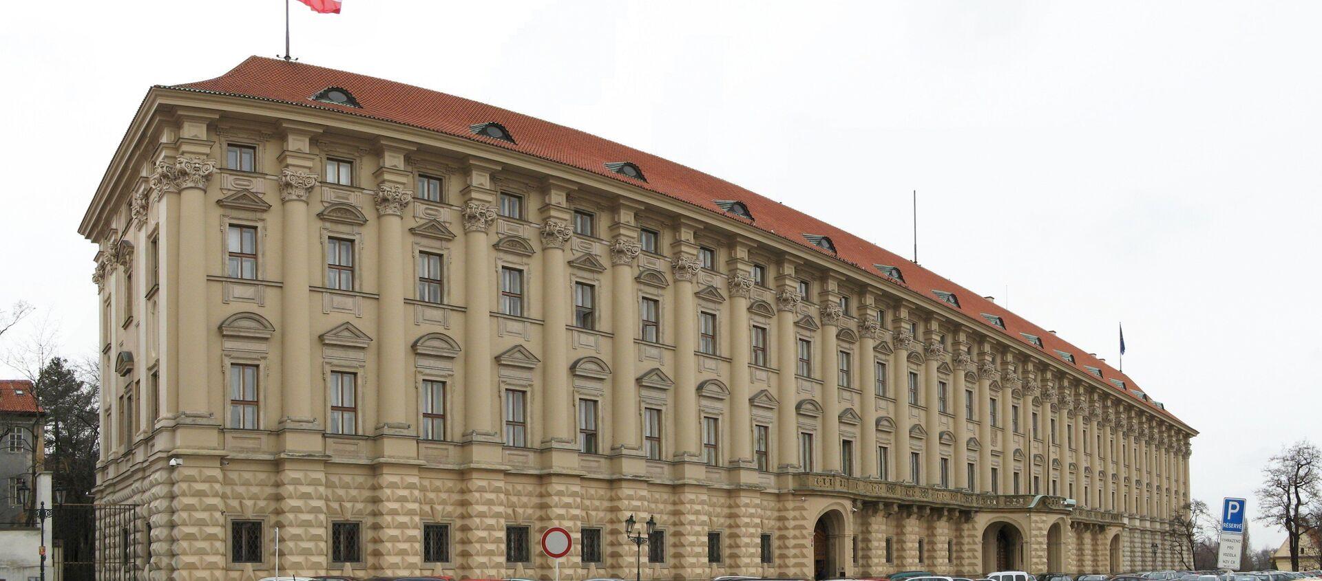 Budynek MSZ Czech - Sputnik Polska, 1920, 31.05.2021