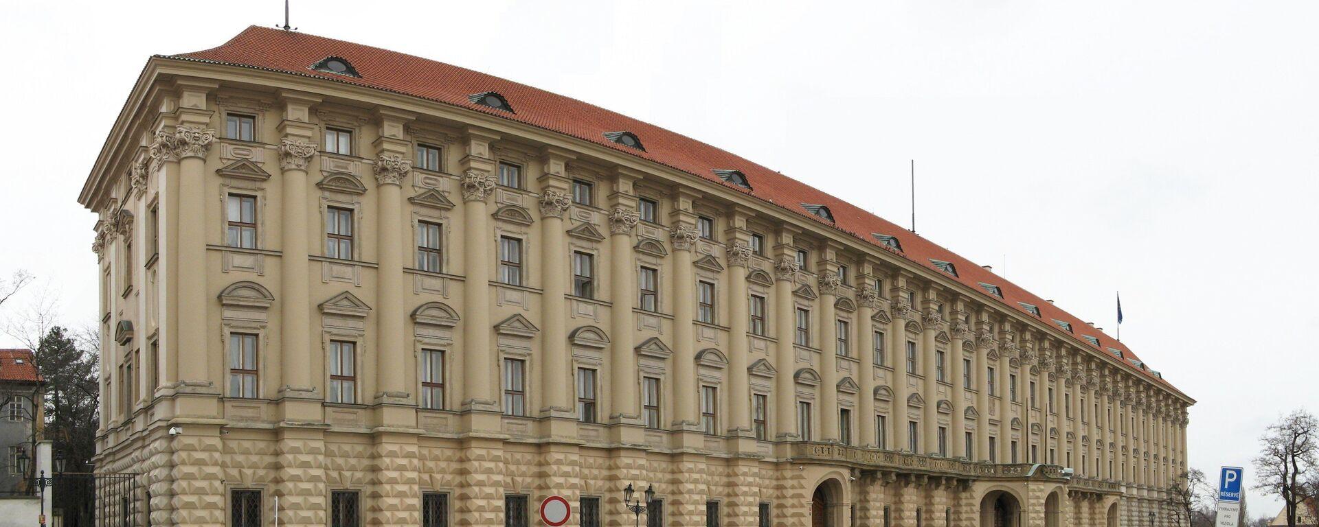 Budynek MSZ Czech - Sputnik Polska, 1920, 14.05.2021