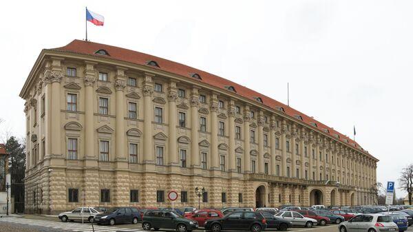Budynek MSZ Czech - Sputnik Polska