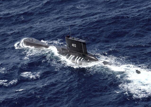 Okręt podwodny Marynaki Wojennej Indonezji