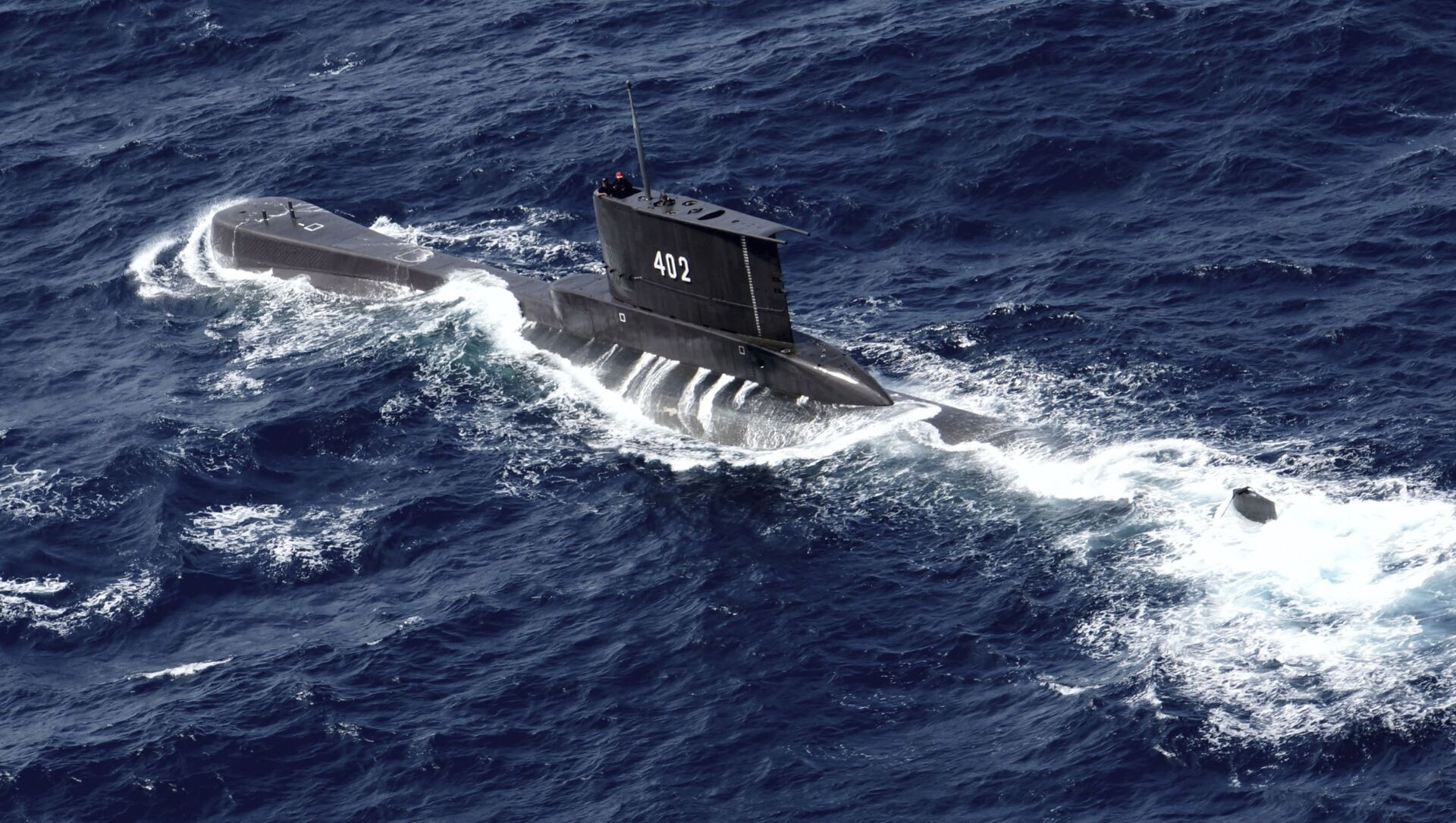 Okręt podwodny Marynaki Wojennej Indonezji - Sputnik Polska, 1920, 22.04.2021