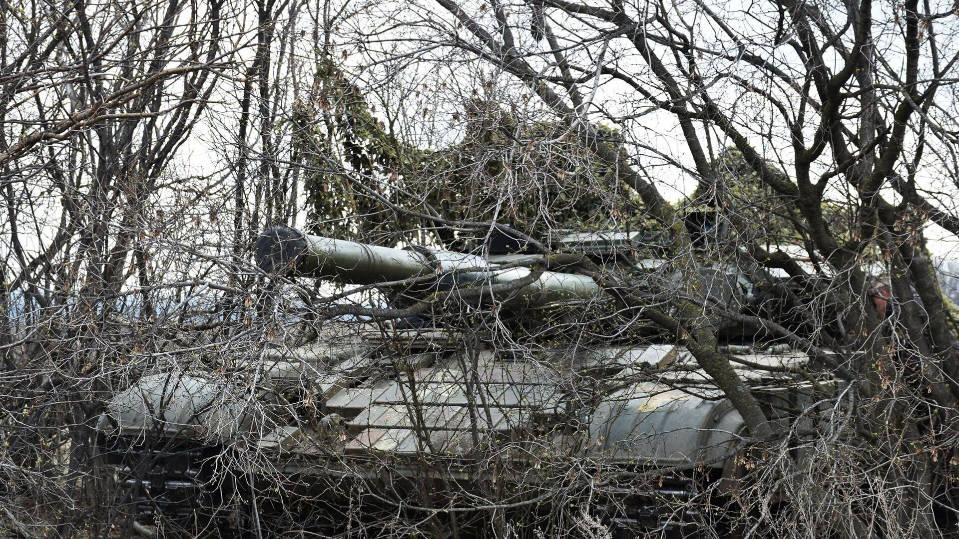 Konflikt zbrojny w Donbasie. - Sputnik Polska, 1920, 17.07.2021