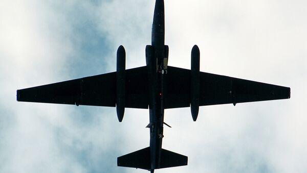 Samolot rozpoznawczy Lockheed U-2. - Sputnik Polska