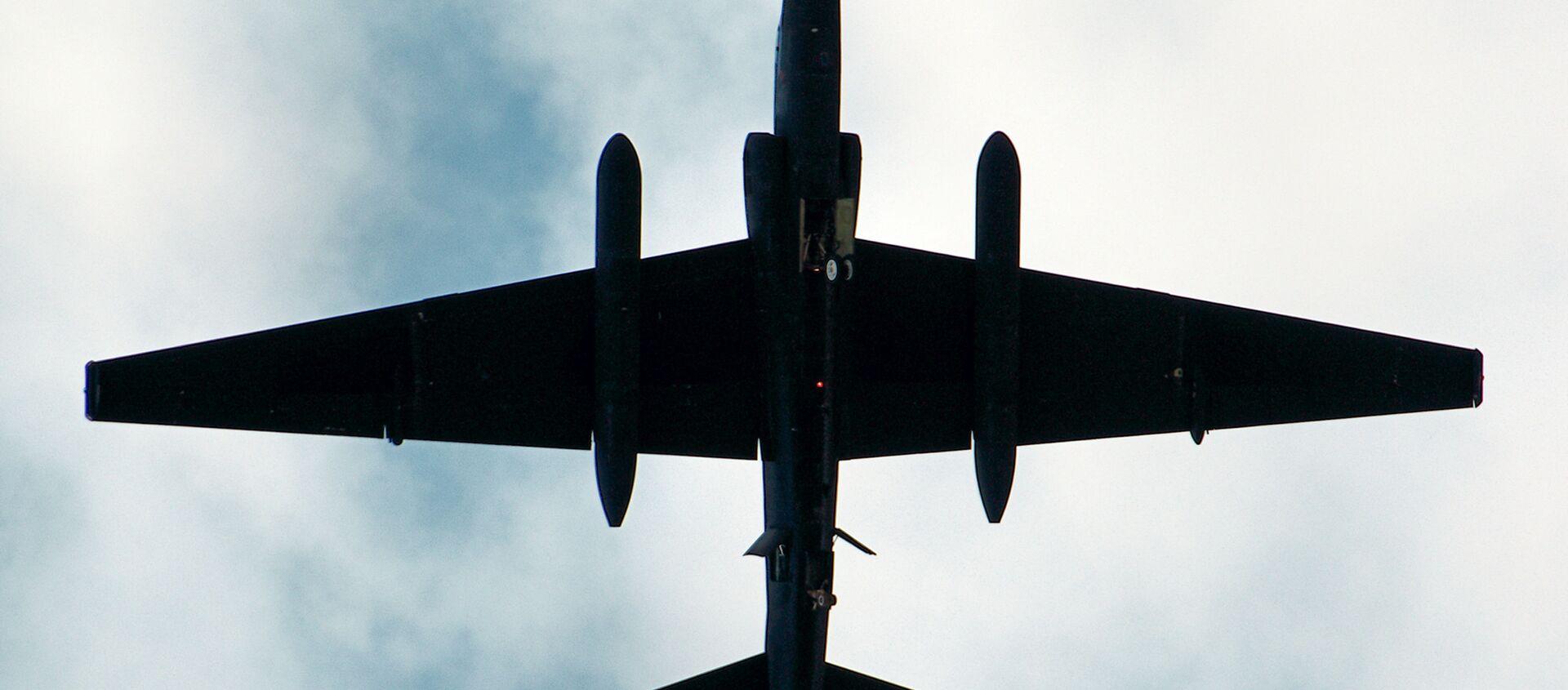 Samolot rozpoznawczy Lockheed U-2. - Sputnik Polska, 1920, 03.05.2021