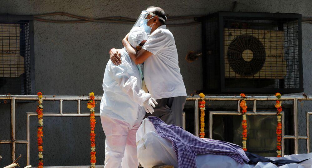 Epidemia koronawirusa w Indiach.