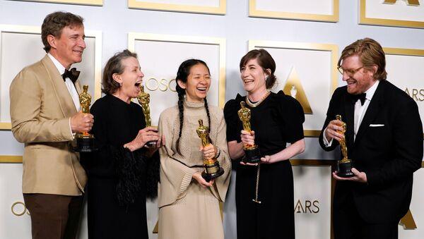93. ceremonia wręczenia Oscarów w Los Angeles - Sputnik Polska