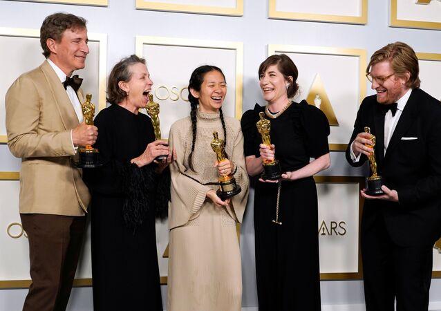 93. ceremonia wręczenia Oscarów w Los Angeles