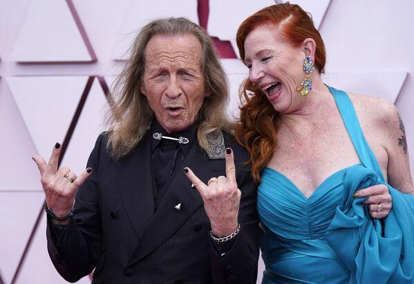Aktor Paul Raci na 93. ceremonii rozdania Oscarów w Los Angeles - Sputnik Polska