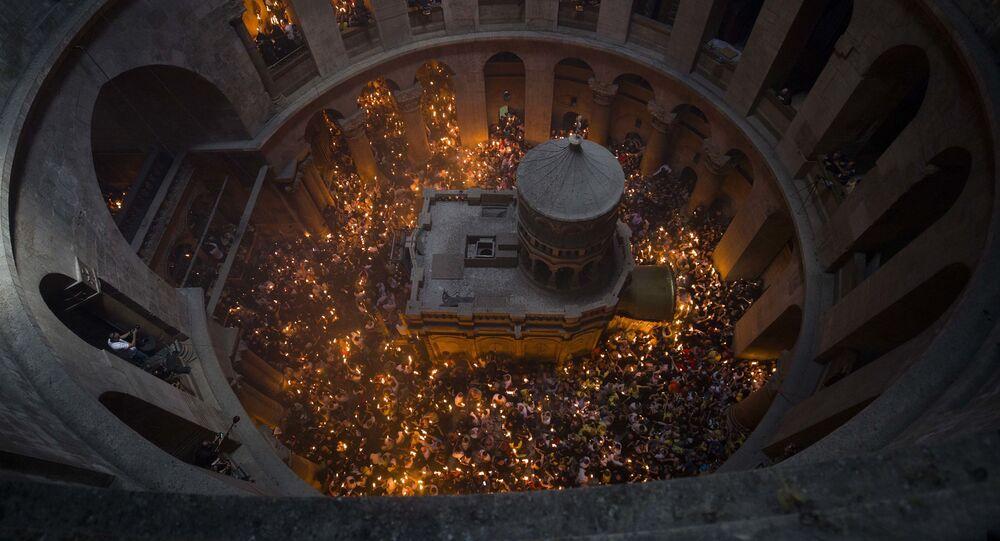 Świątynia Grobu Pańskiego