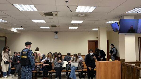 Posiedzenie apelacyjne ws. wyroku wobec Aleksieja Nawalnego - Sputnik Polska