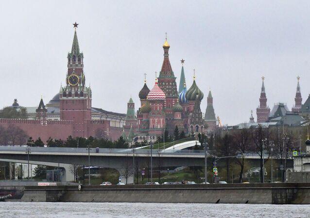 Moskiewski Kreml.