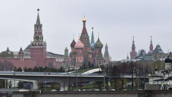 Moskiewski Kreml.  - Sputnik Polska