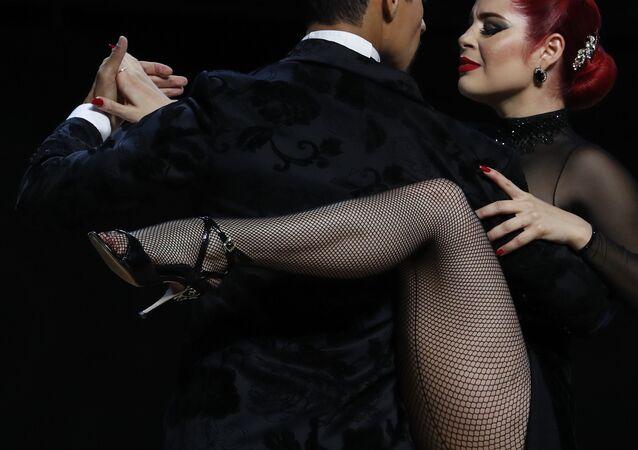 Andres Uran i Estefania Arango wystąpią podczas corocznych Mistrzostw Świata w Tango w Buenos Aires w Argentynie