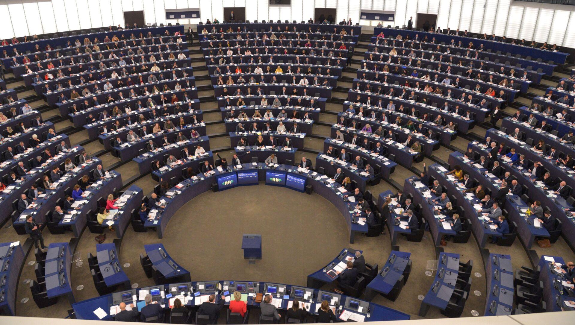 Parlament Europejski - Sputnik Polska, 1920, 20.05.2021
