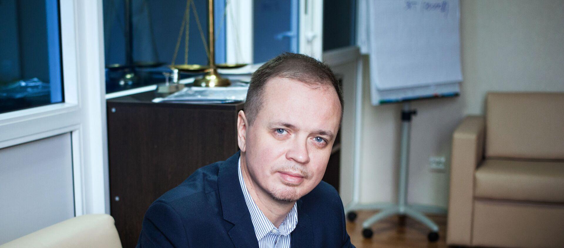 Adwokat Iwan Pawłow - Sputnik Polska, 1920, 30.04.2021