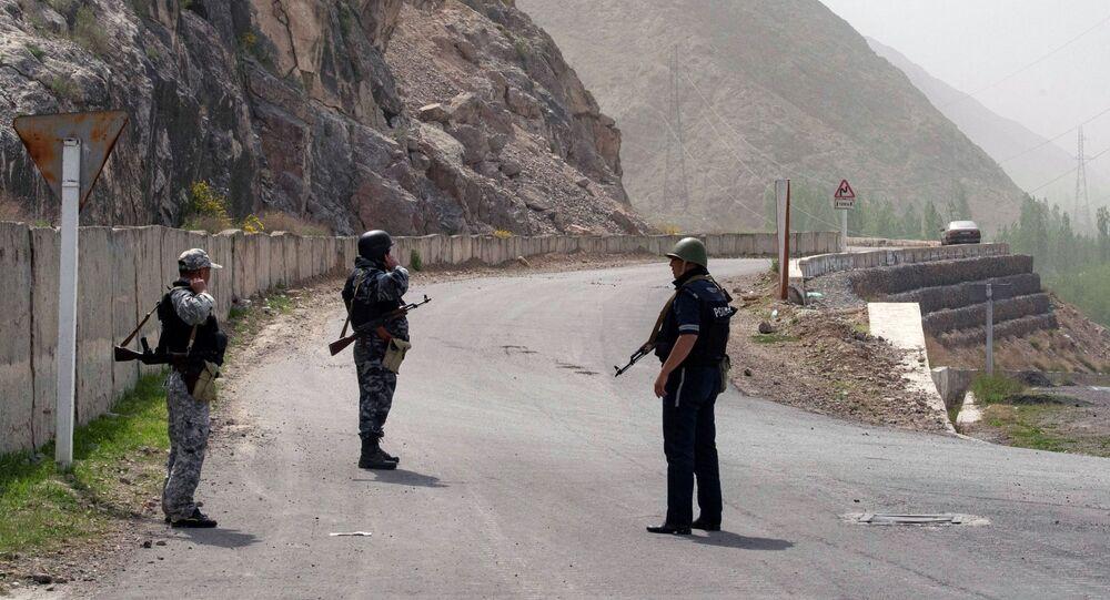 Konflikt zbrojny na kirgisko-tadżyckiej granicy.