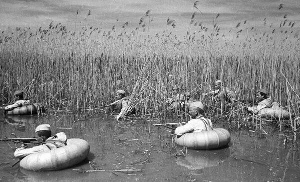"""""""Zwiadowcy"""", 1943 rok - Sputnik Polska"""