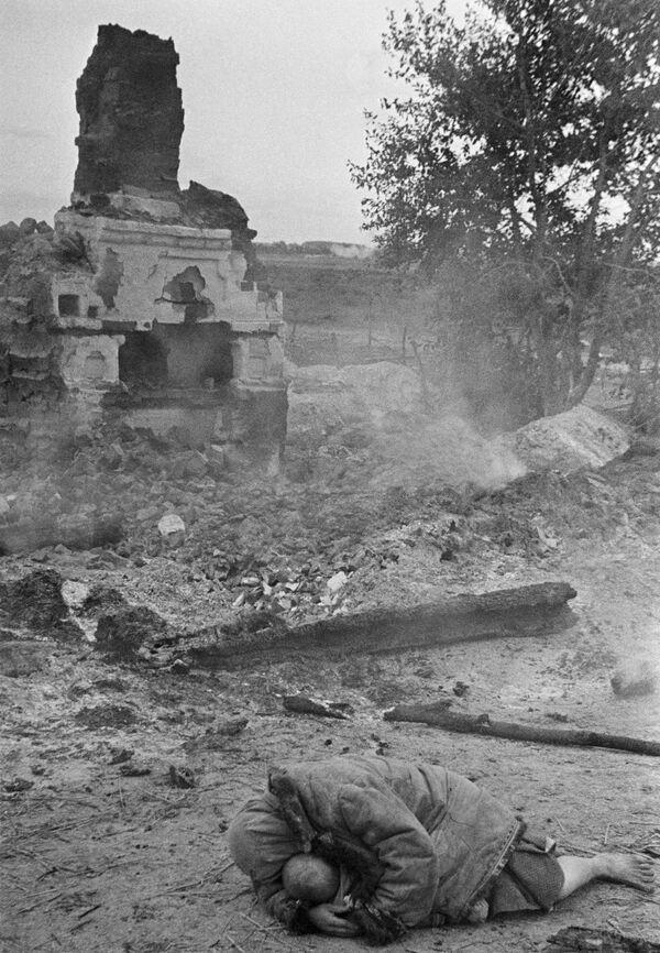 """Ostrzał"". Front Briański, 1941 rok - Sputnik Polska"