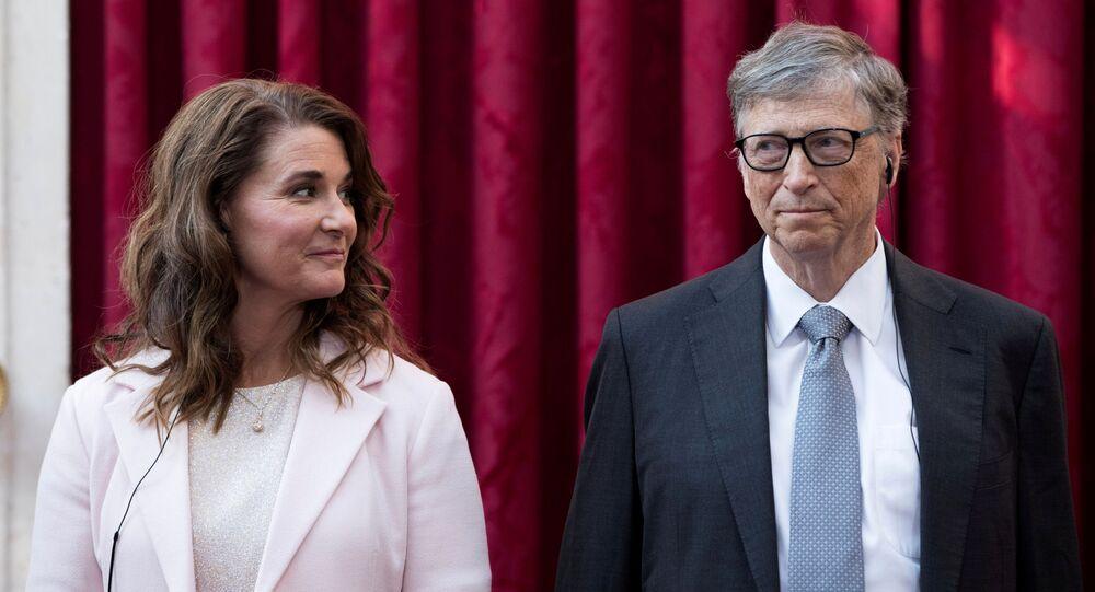 Bill Gates i Melinda Gates.