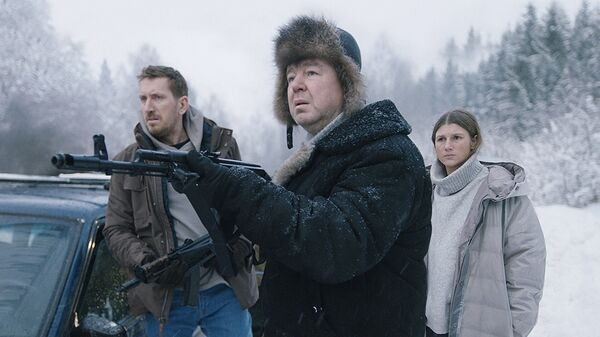 Kadr z serialu Ku jezioru. - Sputnik Polska