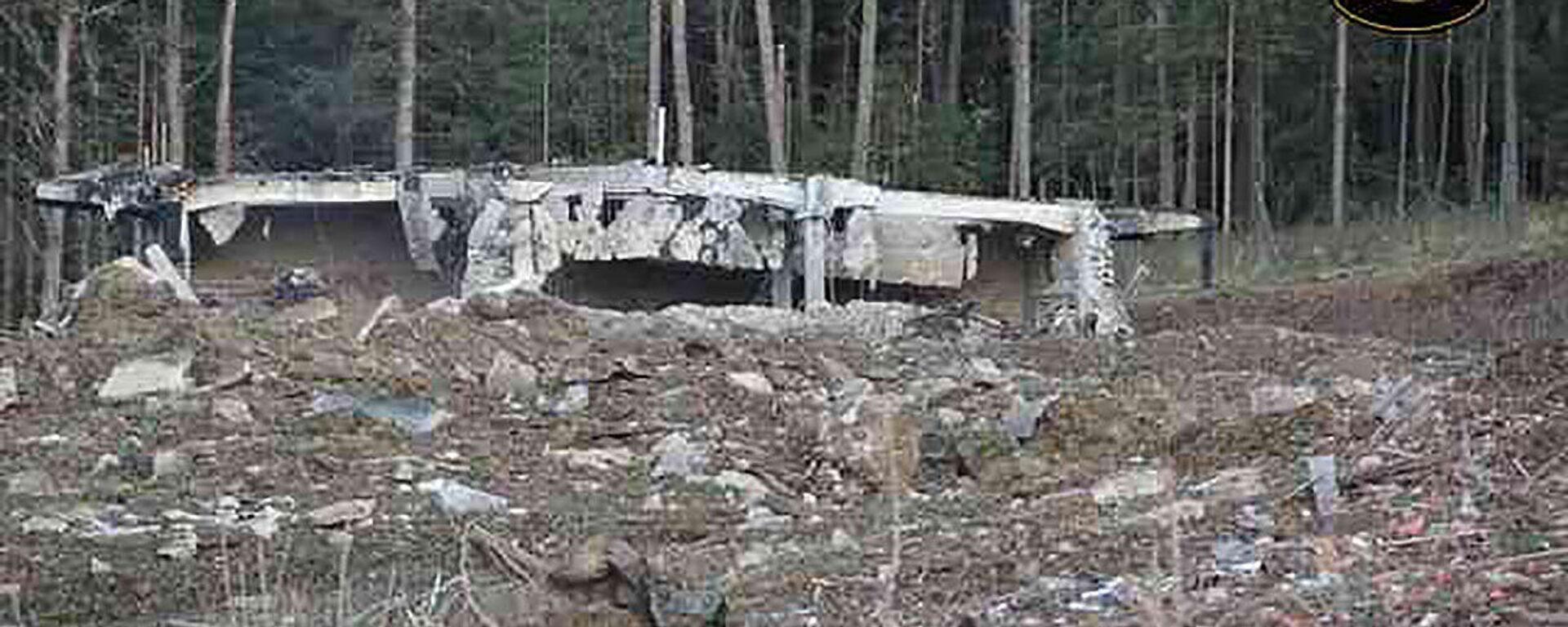 Wysadzenie składu z amunicją we  Vrběticach w 2014 roku - Sputnik Polska, 1920, 04.05.2021