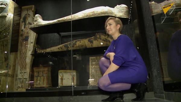 Tajemnice ciężarnej mumii egipskiej - Sputnik Polska